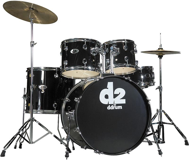 Beginners Guide to Buying Drums   Percussion   The HUB ddrum D2 5 Piece Kit