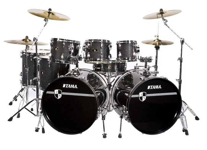 Buying Guide  How To Choose Drums   The HUB tama double bass drum set