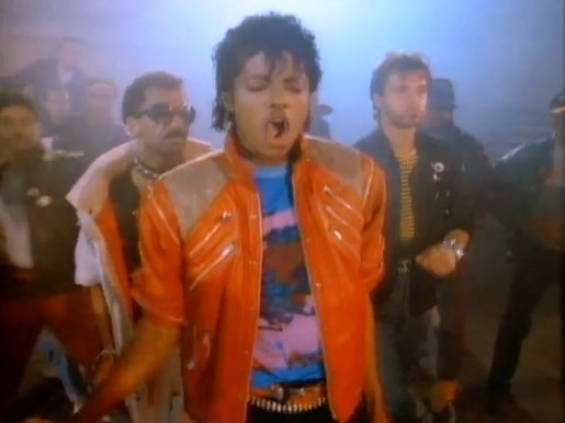 Michael Jackson Beat It - The Inspiration Room