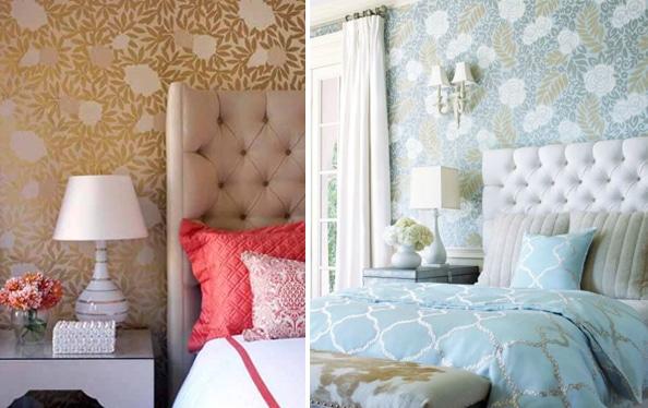 Beautiful Modern Bedroom Wallpaper