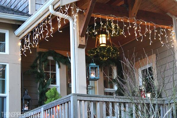 Christmas Icicle Lights Home Depot