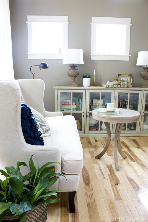DIY Decorating  My House Tour    The Inspired Room DIY Decorating  My House Tour