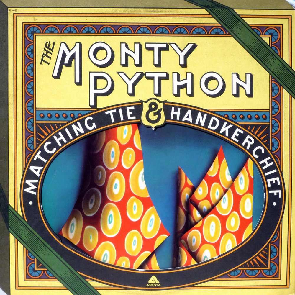 Monty Record Python Another