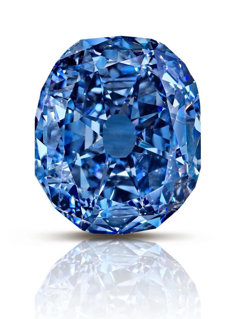 29 6 Africa South Blue Carat Diamond