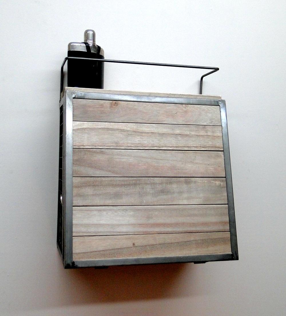 Fold Wall Mounted Shelf