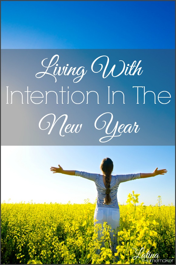 Living With Intention In The New Year