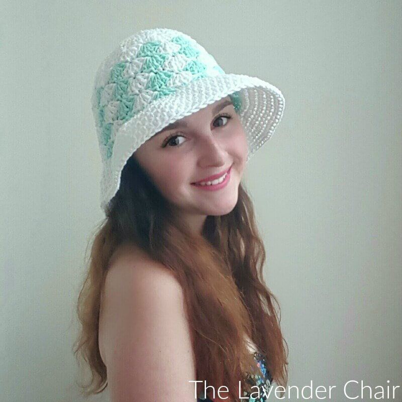 Baby Cowboy Hat Crochet Pattern