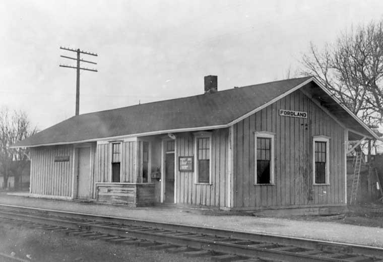 Frisco Depots Webster County Missouri