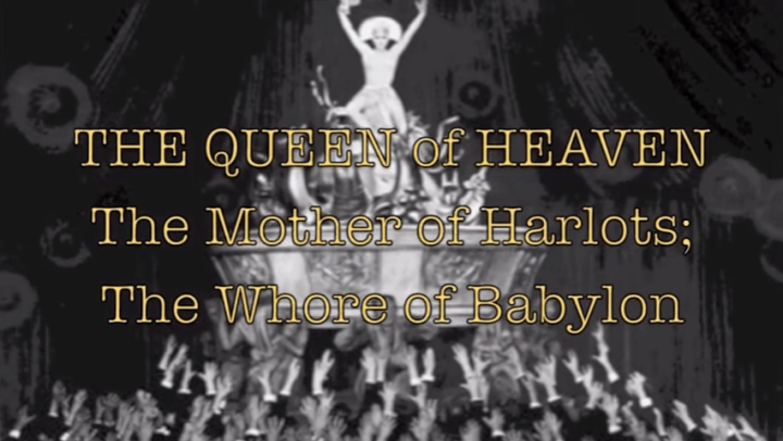 Who Is the Queen of Heaven  Mystery Babylon Solved    Religion Mystery Babylon Solved