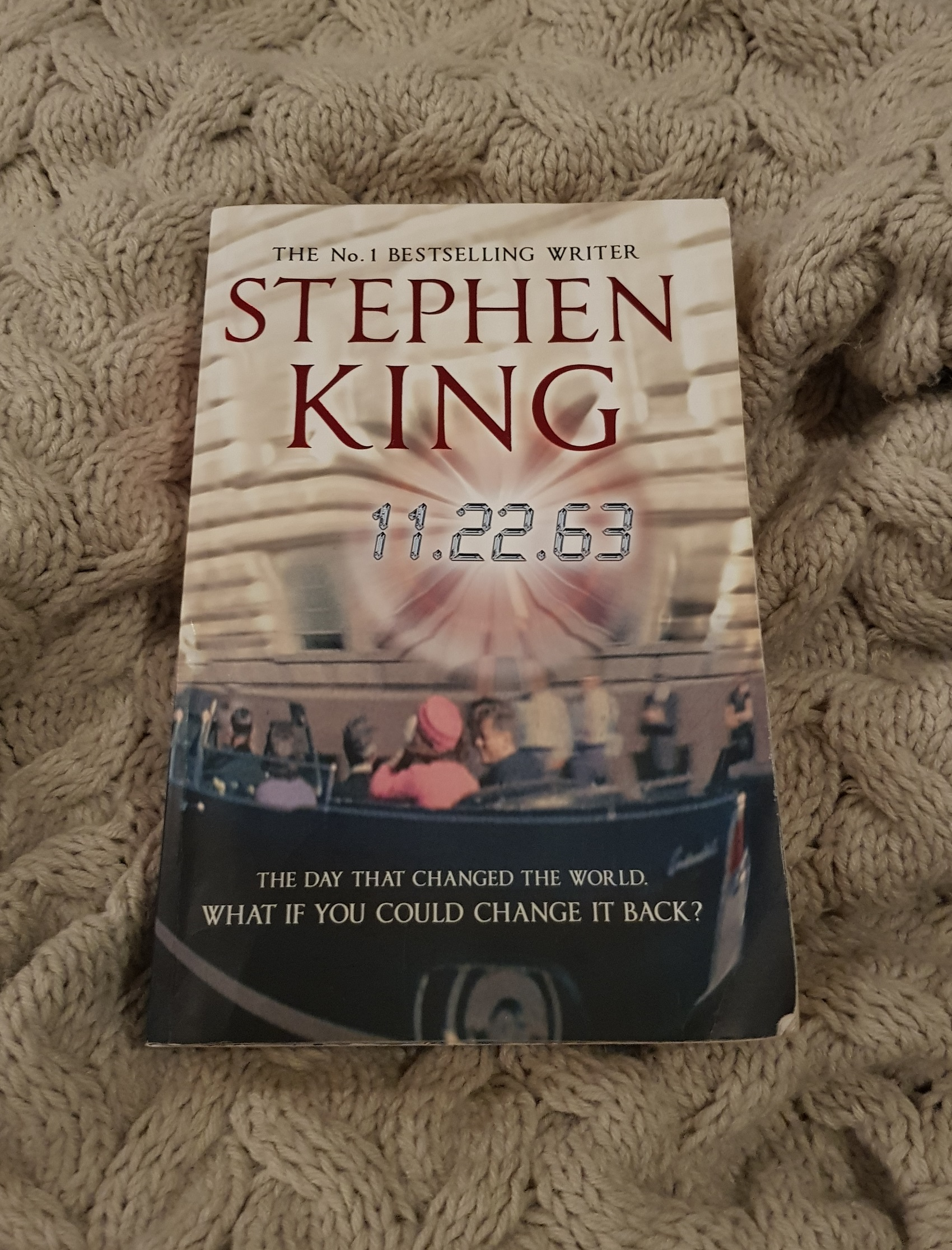 Buddy Read     11 22 63 by Stephen King   Little Blog of Books Buddy Read     11 22 63 by Stephen King