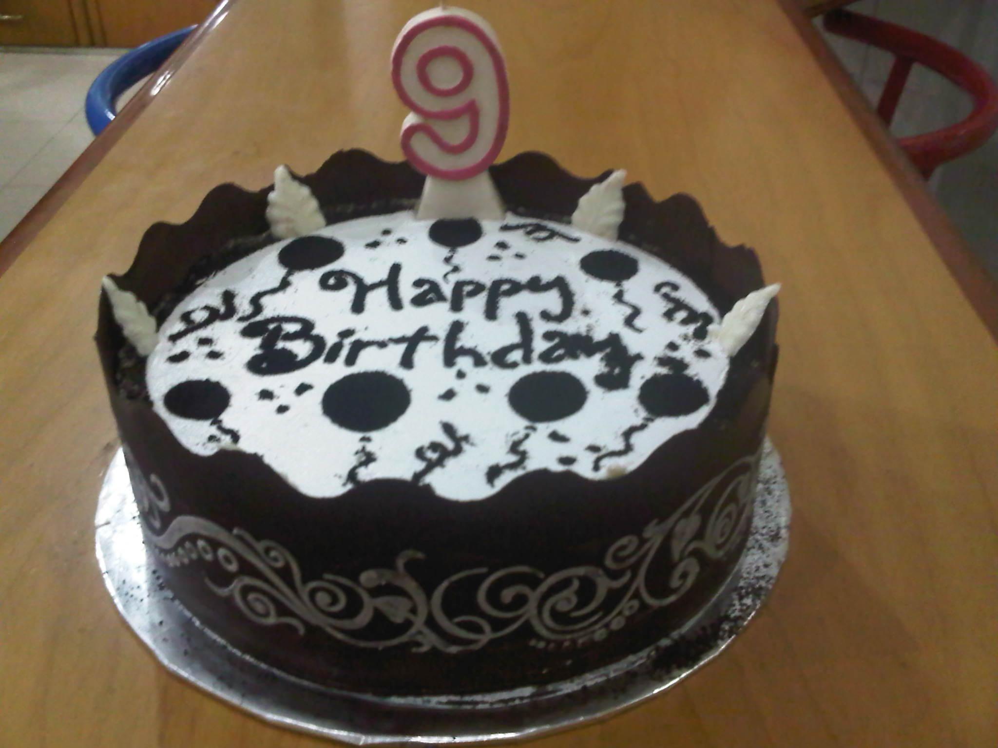 Birthday Cake The Little Prince P 226 Tisserie