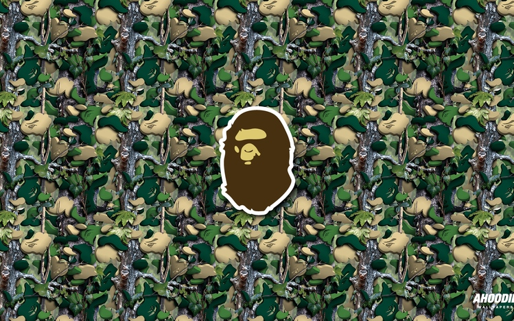 Bape Windows 10 Theme Themepack Me