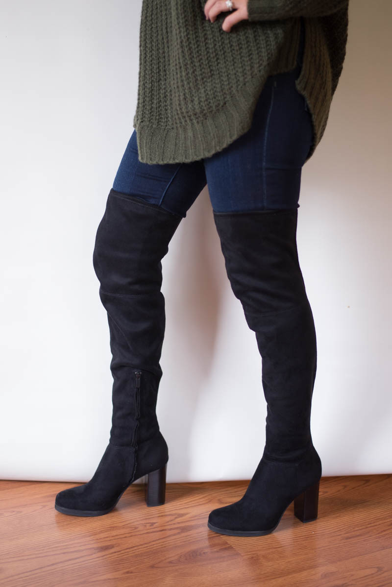 Our Favorite Over-The-Knee Boots