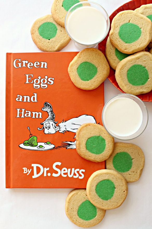 green eggs and ham # 35