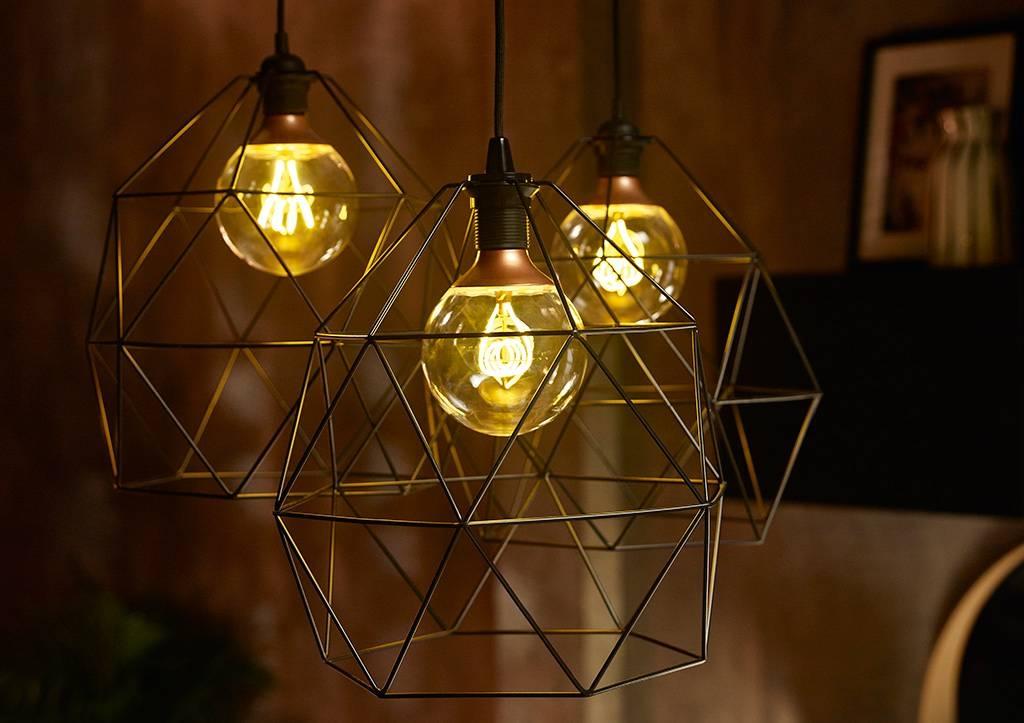 Led Industrial Pendant Lights