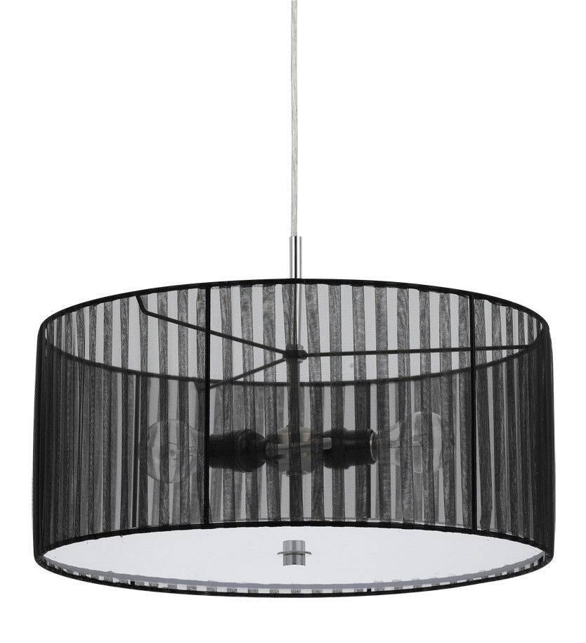 Barrel Shade Pendant Light