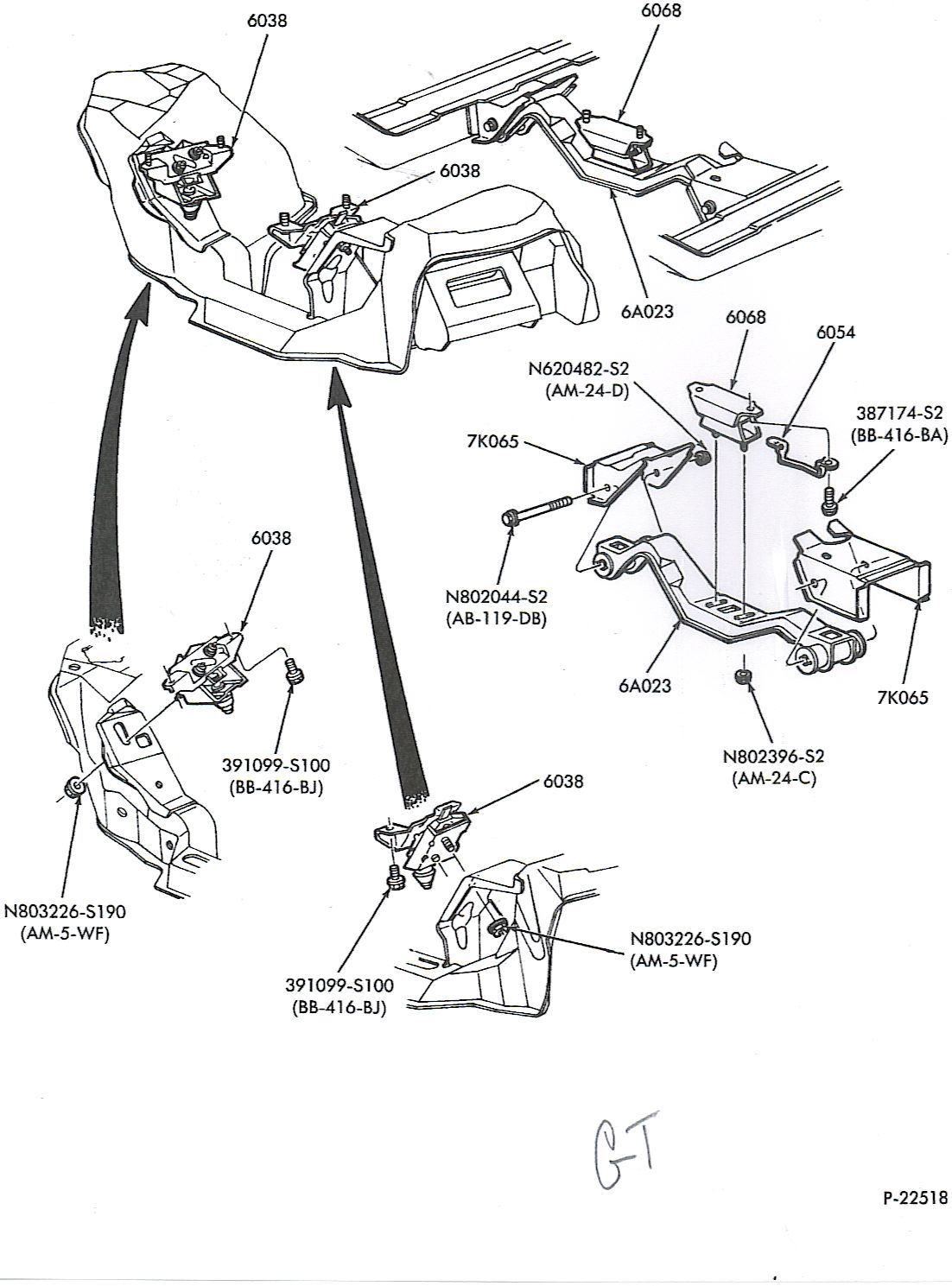Motor mounts convertible motor mounts pare to solid mounts 91gtmotormounts