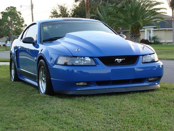 Mustang 10 97 02 S Hood