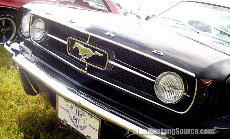 Mustang 1964 Pony Grill