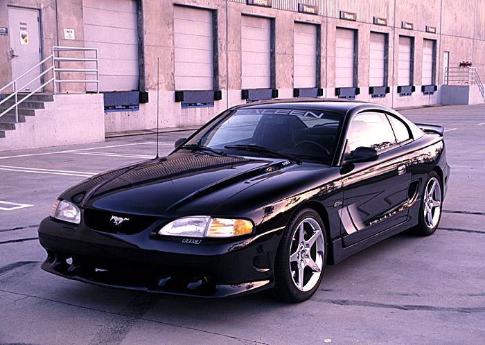 4 Gt 6 97 Engine Mustang