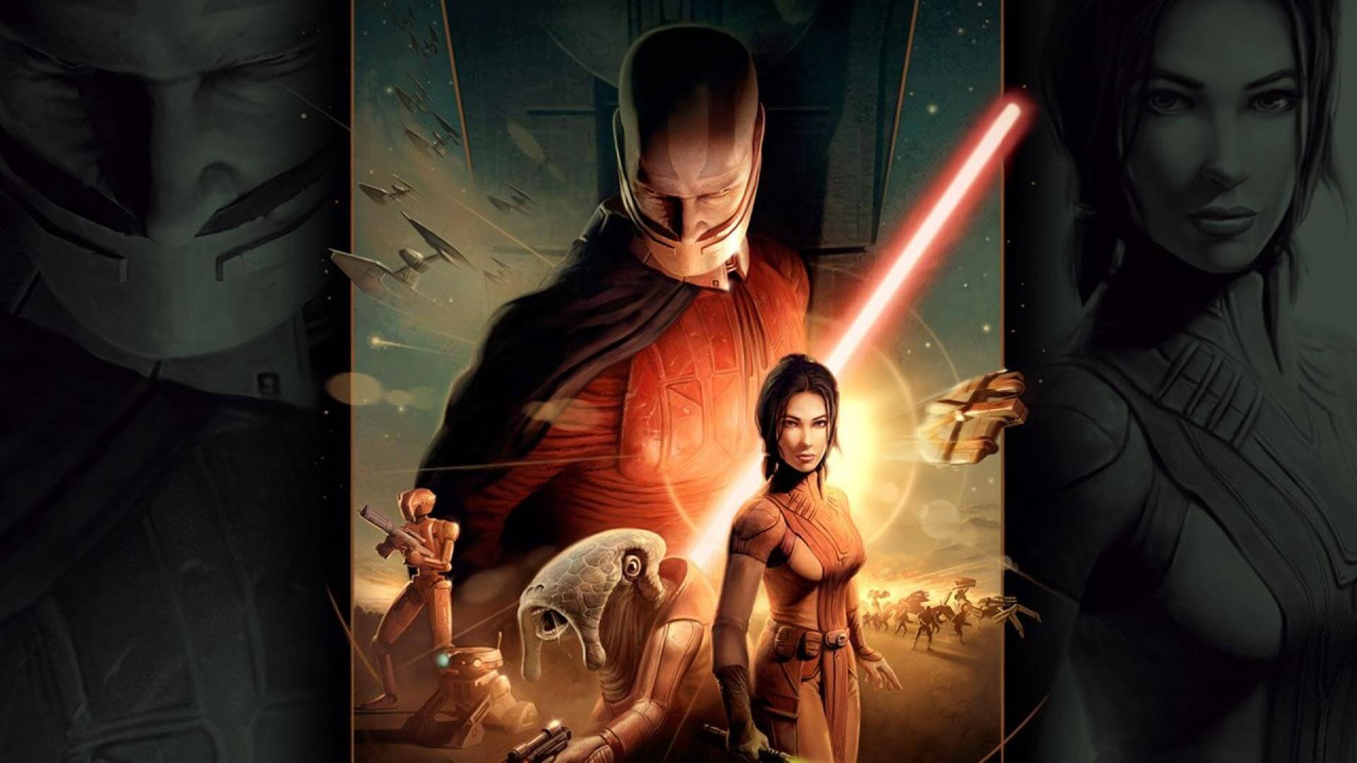 Old Republic Costume Game Wars Star