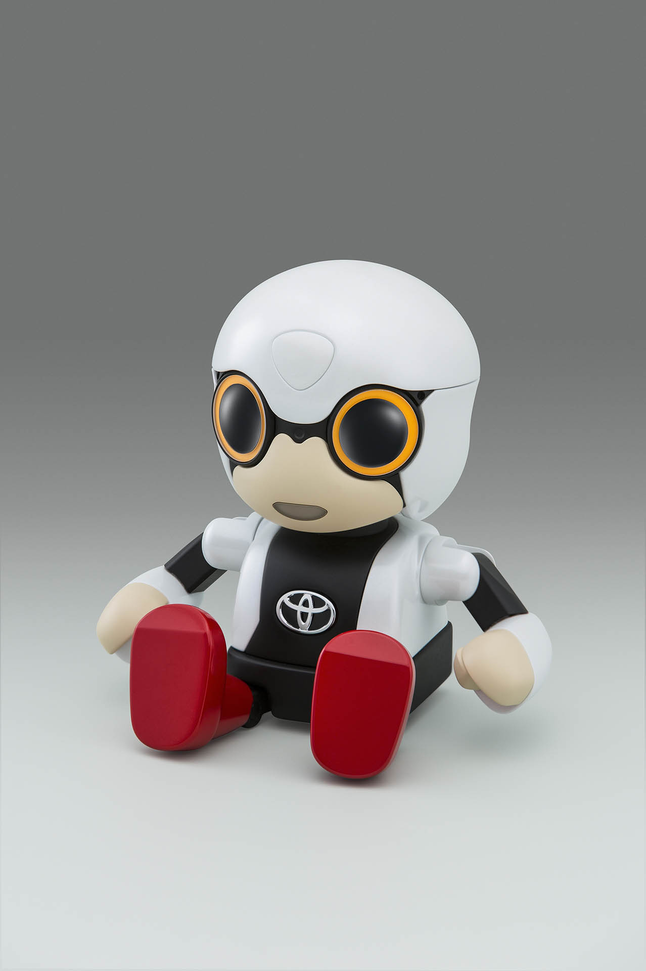 Toyota S Kirobo Mini Robot Offers Emotional Support To
