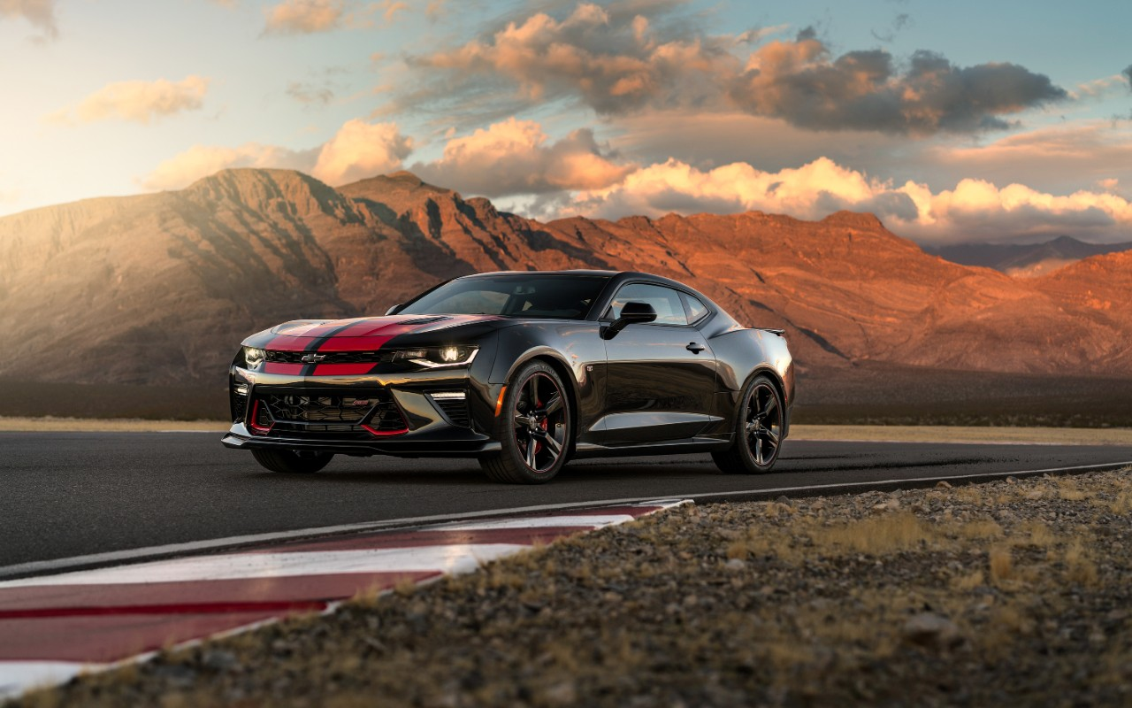 Chevy Performance Parts for 2017 Camaro, Cruze Hatch, and ...