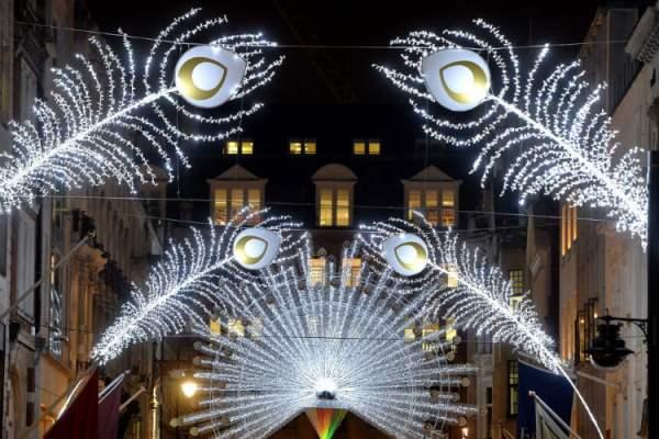 christmas lights london # 41