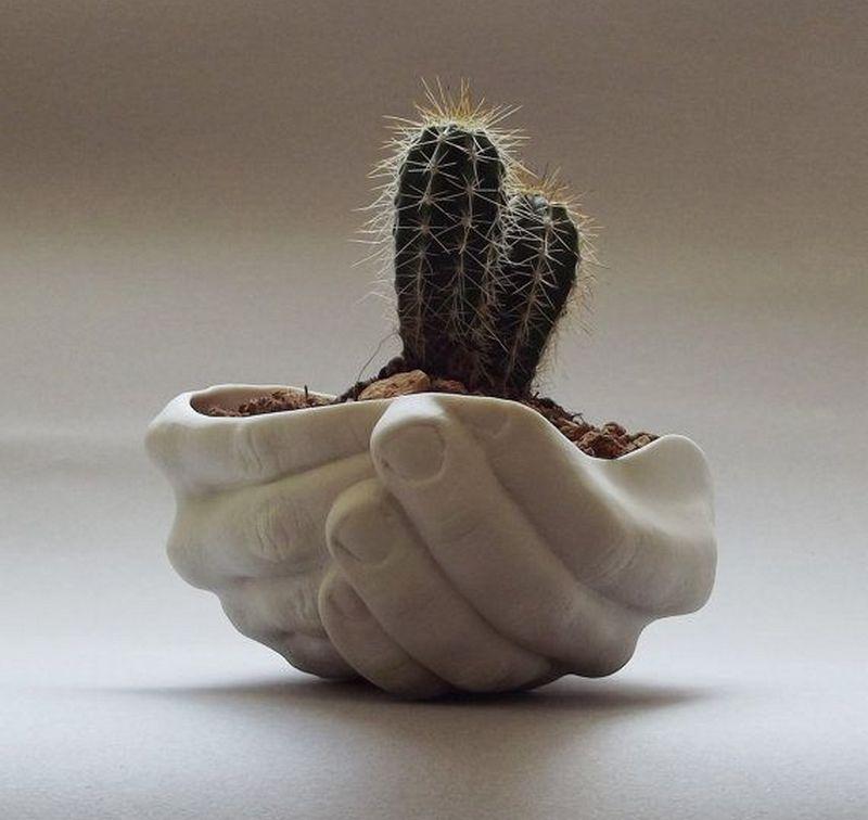 Giant Ceramic Pots