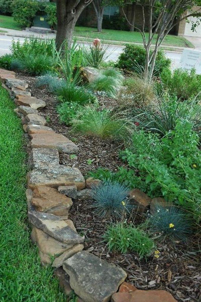 Building Limestone Garden Wall