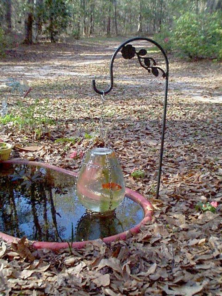 Backyard Pond Landscaping Ideas