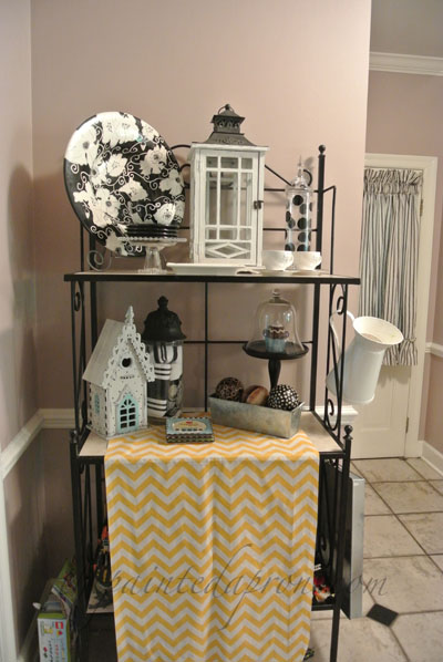Bakers Rack Woodworking Plans Plans Diy How To Make