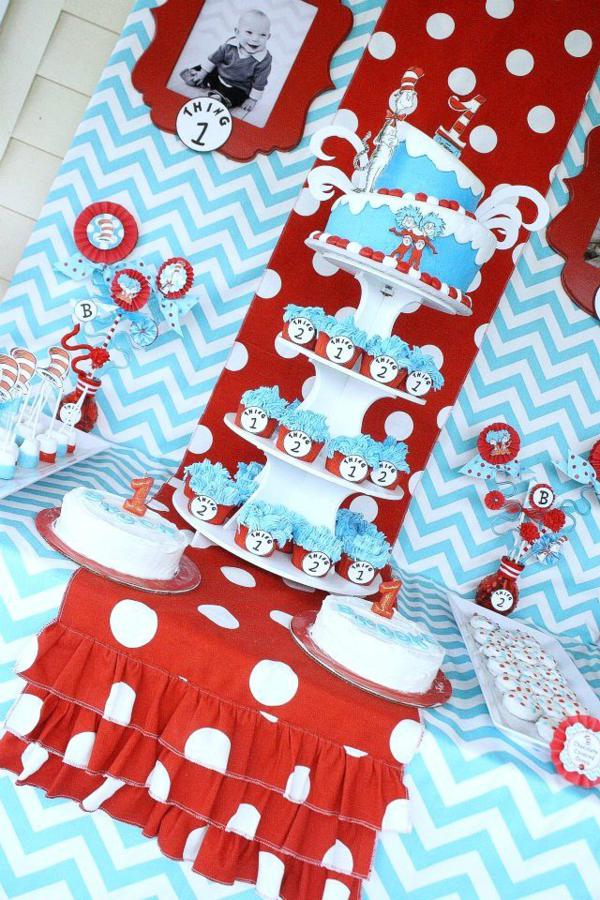 Birthday Party Ideas For Boy Girl Twins The Party Teacher