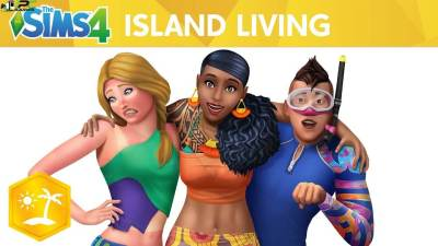 The Sims 4 Island Living PC Game Free Download