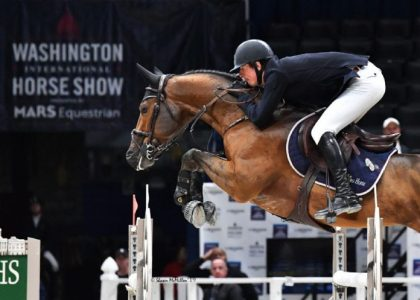 Jos Verlooy And Sydney Shulman Turn On The Speed For WIHS International  Jumper Wins - The Plaid Horse Magazine