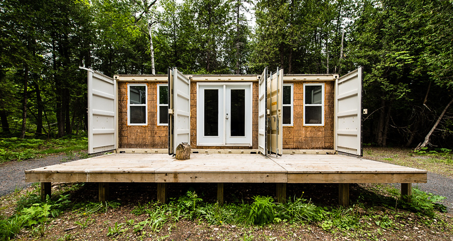Outdoor Wood Storage Sheds