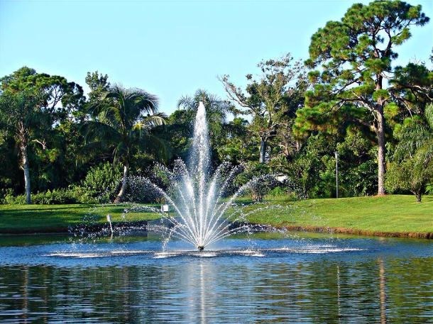 Connecticut Aerating Fountains For Lakes And Ponds Ny