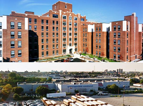 Schervier Nursing Home Bronx Ny