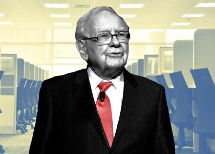 Warren Buffett Questions The Need For Office Space