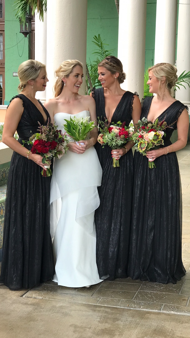 Alex Speed gets married in Miami, Florida