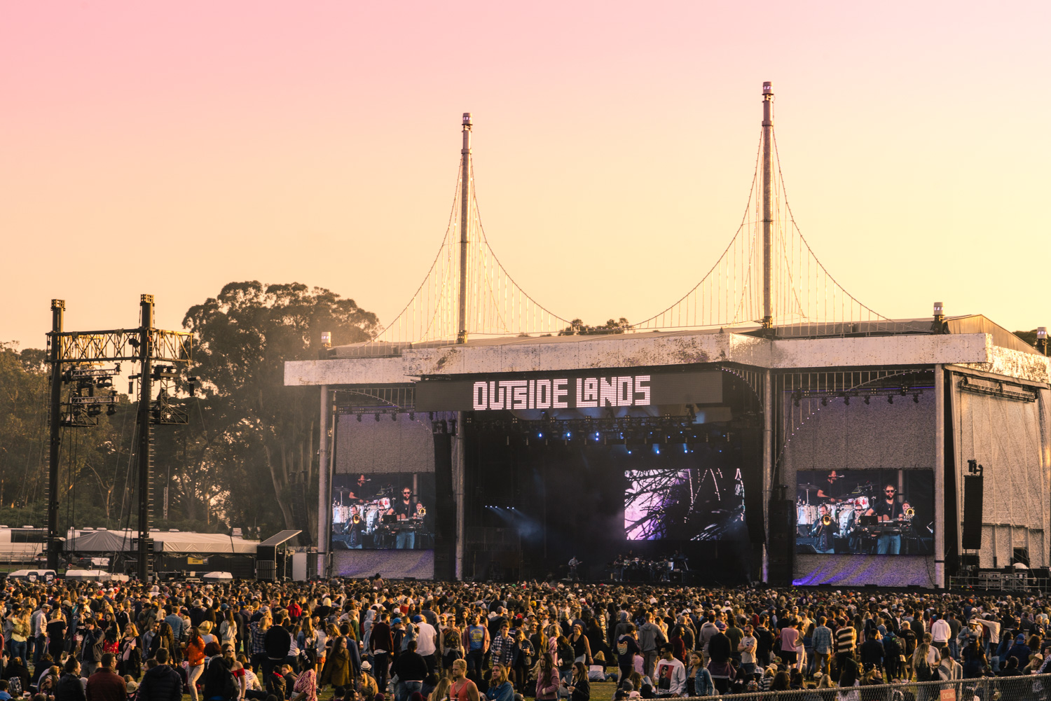 outside lands in san francisco