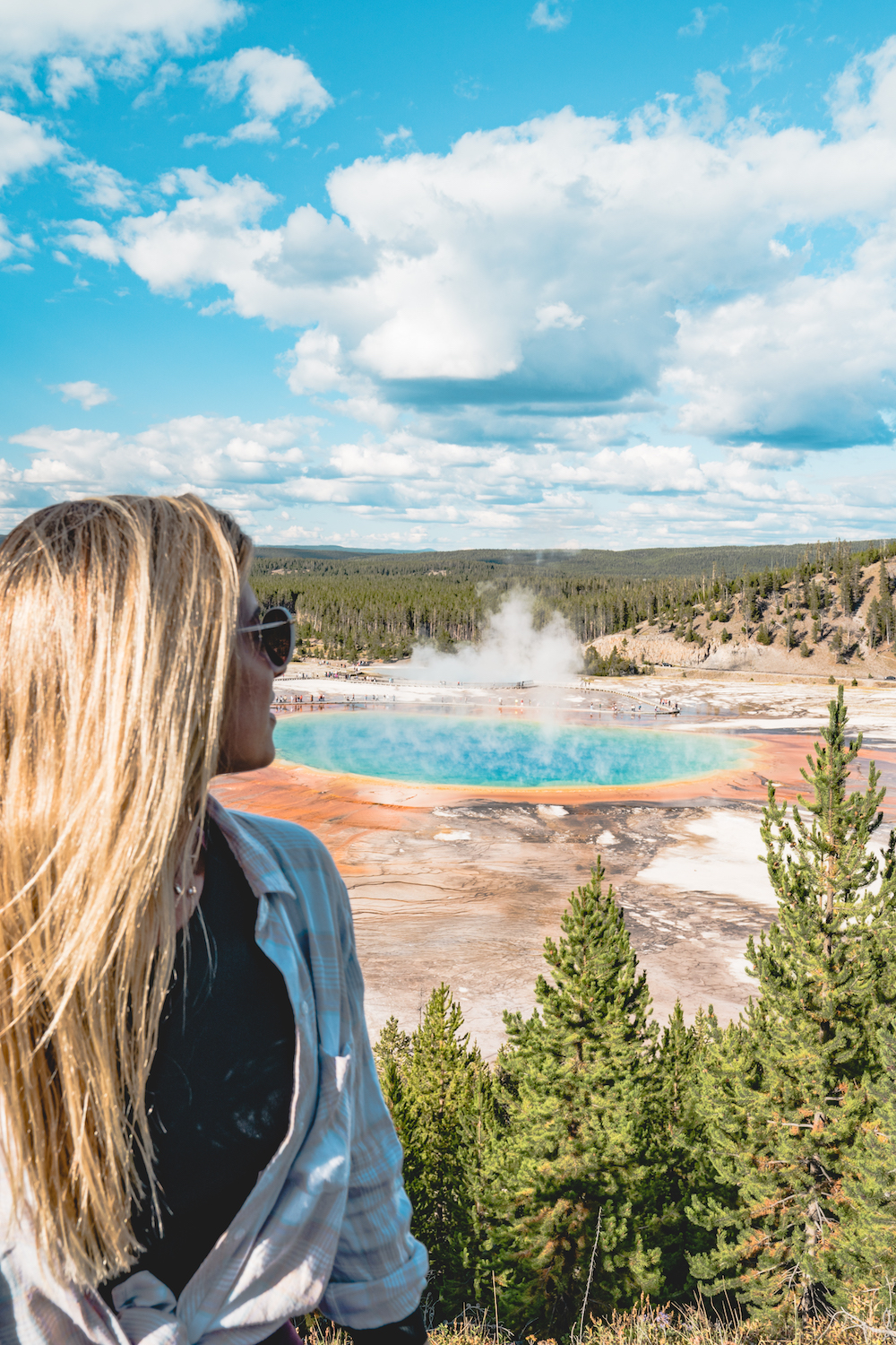 Yellowstone National Park guide
