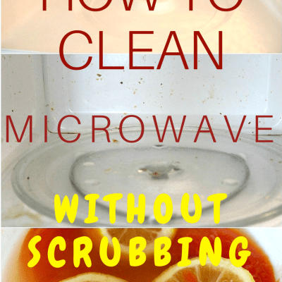 Best easiest Way To Clean Microwave Ovens