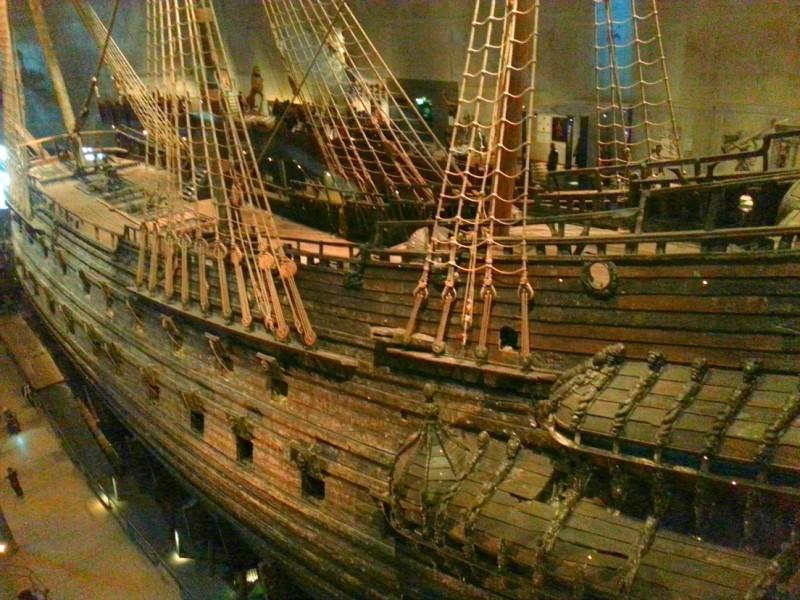 Vasa warship