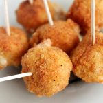 Spicy Cheese Balls Recipe