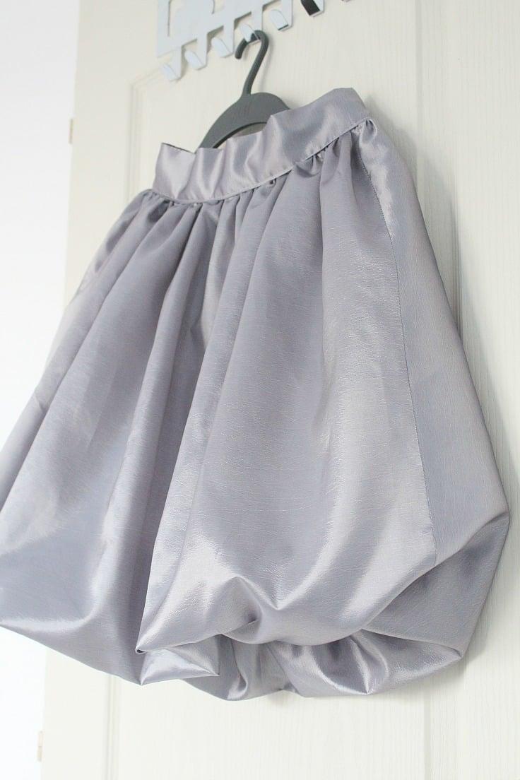 Poof skirt