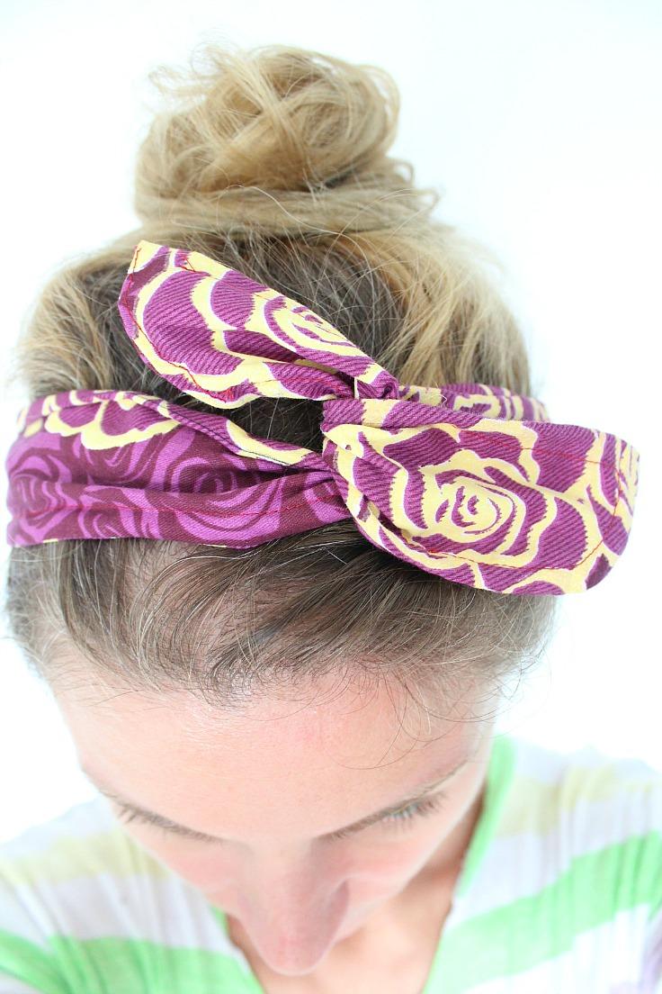 Wire Headband tutorial