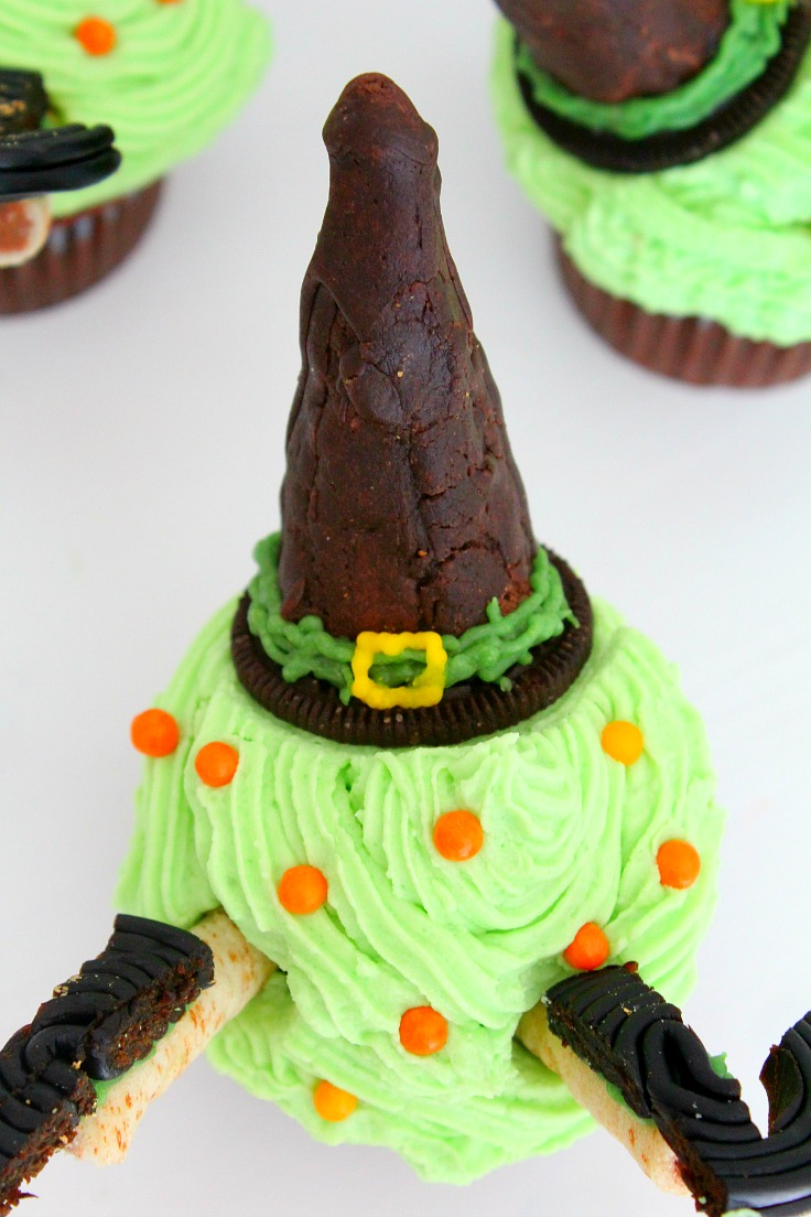 Wickedly good cupcakes