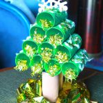 Paper Tube Christmas Tree