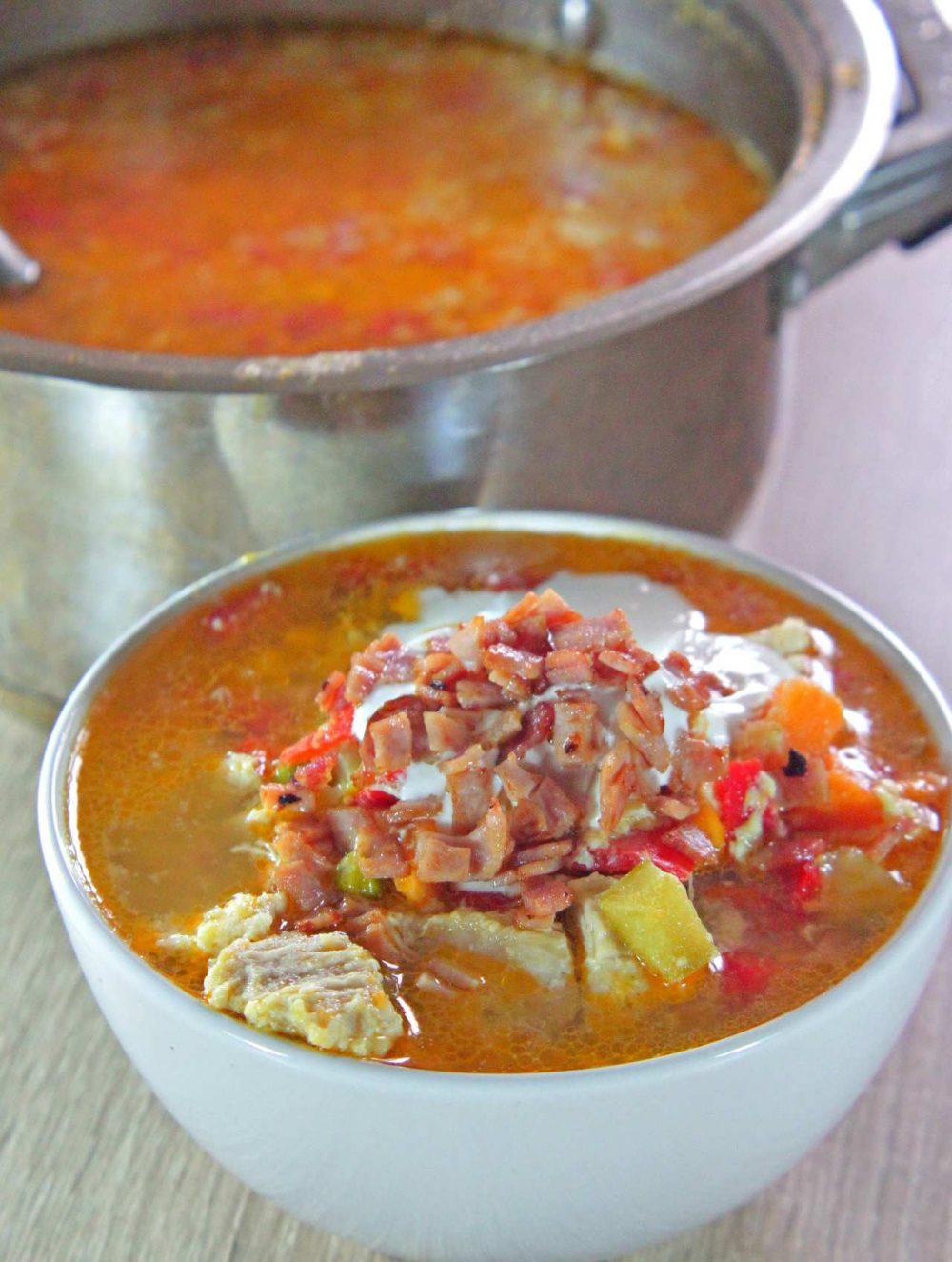 turkey vegetable stew